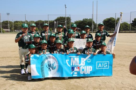 MLB CUP 2018東海連盟大会(マイナー決勝大会)